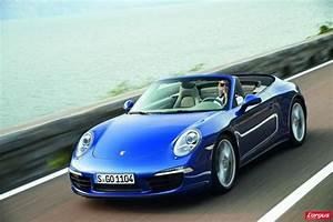 Porsche 4 Places : porsche 911 coupe les nouvelles 911 carrera 4 et 4s se d voilent mondial de l 39 auto 2012 ~ Medecine-chirurgie-esthetiques.com Avis de Voitures