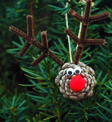 Weihnachtsdeko Noch Mehr Christbaumkugeln by Rentier Christbaumschmuck Basteln Basteln Mit Kindern