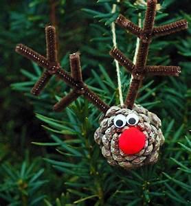 Basteln Kindern Weihnachten Tannenzapfen : rentier christbaumschmuck basteln basteln mit kindern pinterest rentiere tannenzapfen und ~ Whattoseeinmadrid.com Haus und Dekorationen