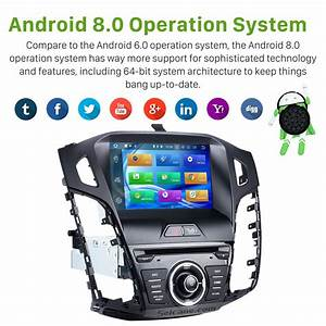 Android 8 0 Radio Dvd Player Gps Navigation System