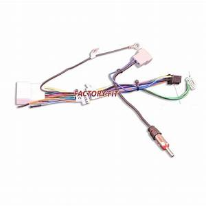 Cable Iso Wiring Harness Loom For Nissan Maxima Murano