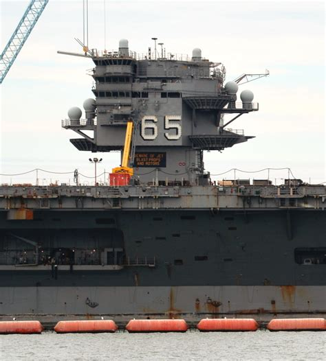 Come Aboard Uss Gerald R Ford (cvn 78), The Newest