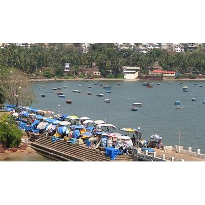 Dona Paula Beach Goa - Tour & Travel Guide