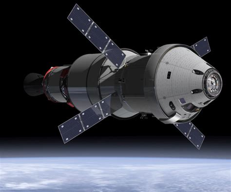 Orion Spacecraft Likely Won't Launch Until 2023, Nasa Says