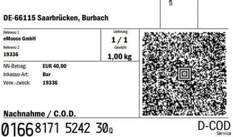 Mein paket ist nicht angekommen. WooCommerce DPD Versandetikett Plugin | emoose GmbH