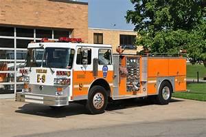 Wv  Wheeling Fire Department Engine    Ladder