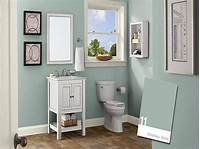 paint colors for small bathrooms Bathroom Wall Paint Colors Newhow To Choose Paint Colors For A Small Bathroom Soft Blue Paint ...