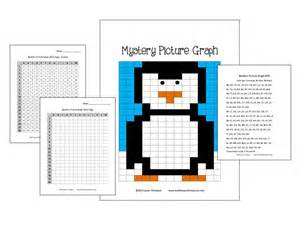 Worksheets Mystery Graph Worksheets picture graph worksheets delibertad mystery delibertad