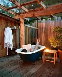 Badewanne Für Draußen : outdoor dusche f r erfrischende momente im sommer ~ Michelbontemps.com Haus und Dekorationen