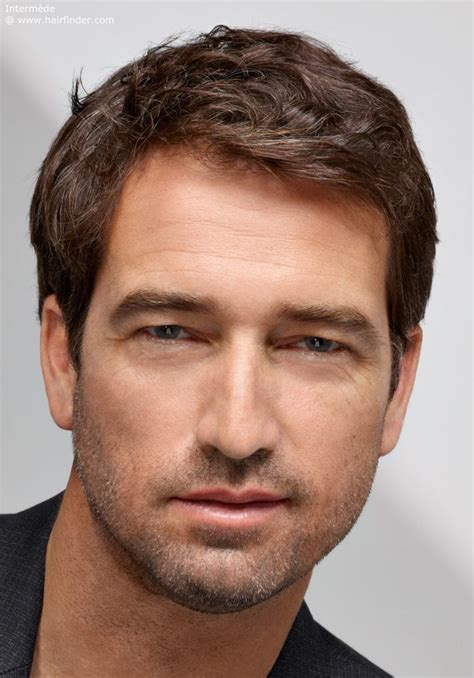 simple classic hairstyle for men hairstyles hair photo com