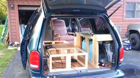 2000 Dodge Grand Caravan Rv Conversion 3