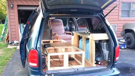 Check spelling or type a new query. 2000 Dodge Mini Van RV conversion 3 - YouTube