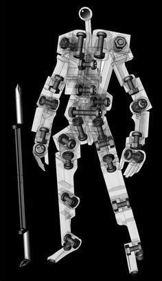 Terminator Skeleton | Terminator Robot Leg Terminator