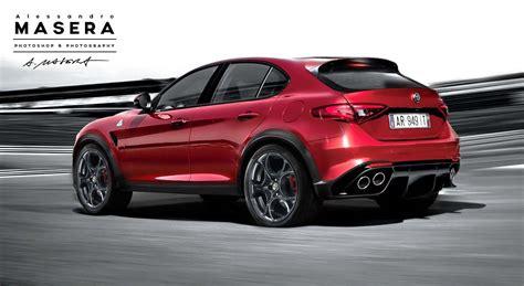 Futur Suv Alfa Romeo  Comme ça