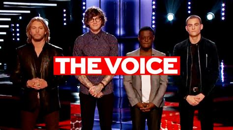 The voice is an american singing competition television series broadcast on nbc. The Voice Results, Season 7 (2014) Winner Revealed on Live Finale Tonight