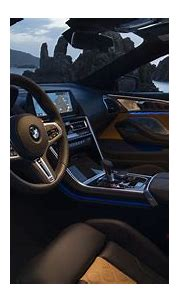 2020 BMW M8 Competition Coupe - Interior   Caricos