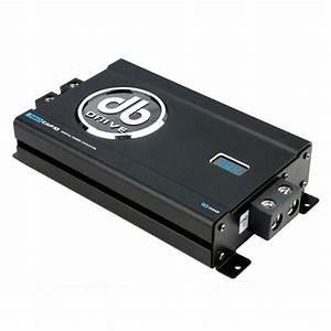 Db Drive Neo Digital Power Capacitor  10 Farad