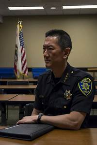 UCLA police Chief Tony Lee aims to increase engagement ...