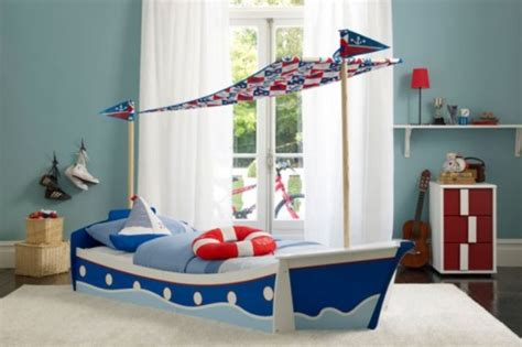 Kinderzimmer Junge Schiff by 18 Marine Zimmer Interieurs F 252 R Jungen Thematische Ideen