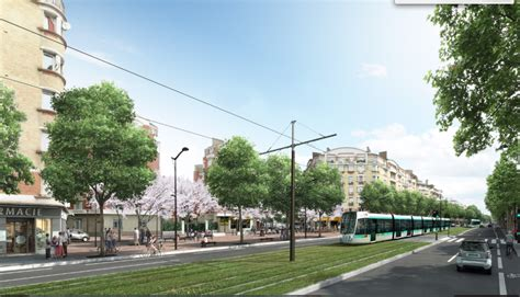 le 18 232 me arrondissement prolongement du tramway t3 site officiel