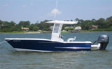 Center Console Boats Weight by 2004 21 Hudson Custom Center Console The Hull