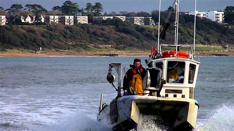 Fast Fishing Boats by Fast Commercial Fishing Boat Alloy Cat Mudeford