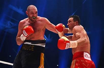 Heavyweight Fury Tyson Champion Klitschko Wladimir Boxing