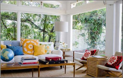 amazing  sun porches  furniture decoration