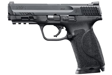 Smith & Wesson M&p9 M2.0 9mm Centerfire Pistol With No