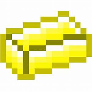 Gallery For > Minecraft Butter Ingot