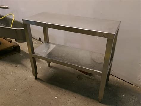 small stainless steel kitchen table small stainless steel table steep hill equipment