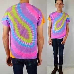 Best Trippy Tie Dye Shirts Products on Wanelo