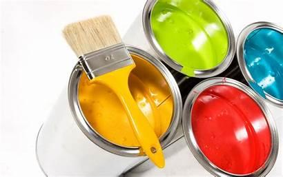 Paint Brush Pantene Bucket Painting Brushes Paints