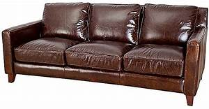 preston leather sofa sofas and sectionals living room With sectional sofa urban barn