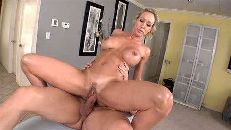 busty mom brandi love rides his cock while up on top pornstar movies
