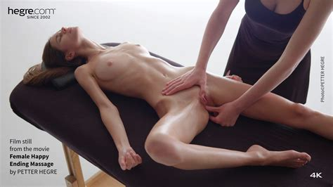 First Massage Happy Ending