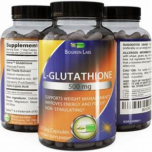 Buy Pure Reduced Glutathione Supplement Whitening Pills  1 Potent Antioxidant Anti