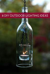 Roundup  8 Easy Outdoor Lighting Projects  U00bb Curbly