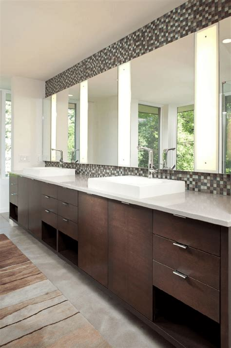stunning bathroom mirrors  stylish homes