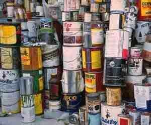 paint      common  hazardous substances