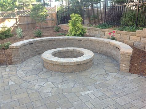firepit wall fire pits fireplaces