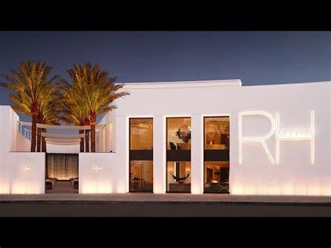 Rh Modern Los Angeles Youtube