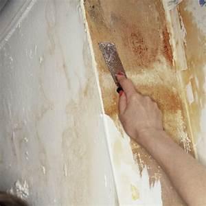 peindre un mur les bons gestes marie claire With preparation murs avant peinture