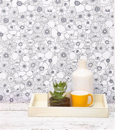 peel  stick removable wallpaper gallery