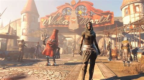 fallout  dlc includes nuka world vault