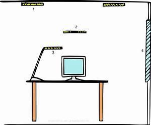 Beleuchtung Am Arbeitsplatz : beleuchtung am arbeitsplatz positive effekte bei optimalem licht ~ Orissabook.com Haus und Dekorationen