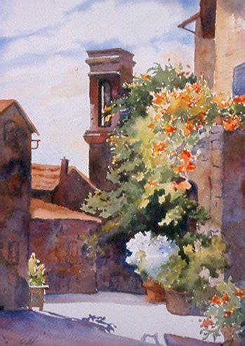pat fiorello paintings watercolor paintings landscapes