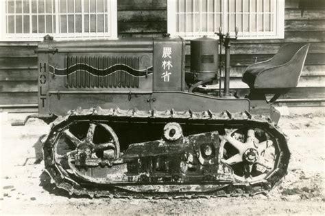 Caterpillar 1920s
