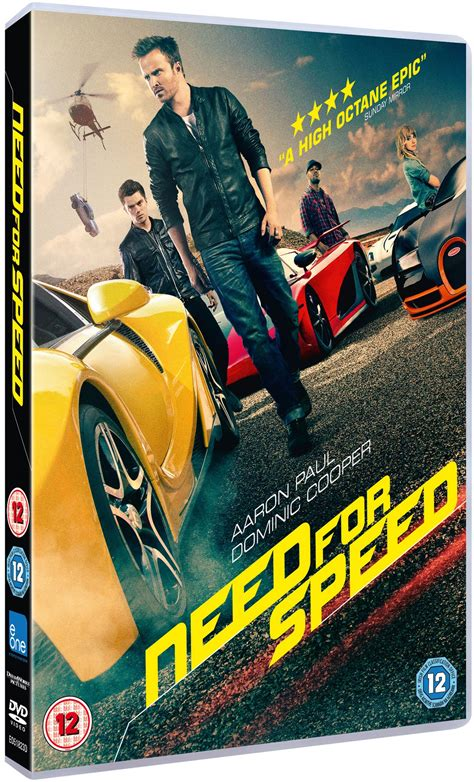 Need for Speed | DVD | Free shipping over £20 | HMV Store