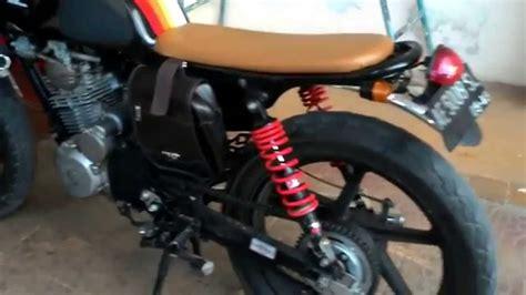 Modifikasi Motor Gl Pro Cafe Racer by Japstyle Gl Pro Cafe Racer Modifikasi Motor Japstyle Terbaru